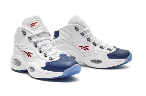the question shoes reebok second rate sneaker or formidable nike opponent