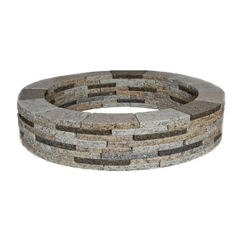 tree ring encore 48 in granite tree ring kit 48tr the