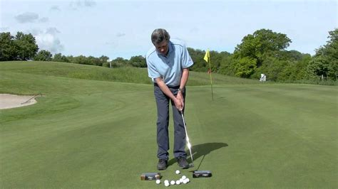golf swing instructional video golf putting distance control pelz method best online