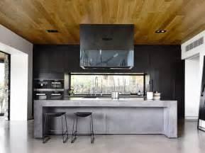 Contemporary Kitchen Islands wohnen und einrichten mit beton