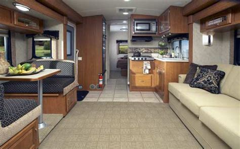 Motor Home Interiors by Interiors Universal Upholstery
