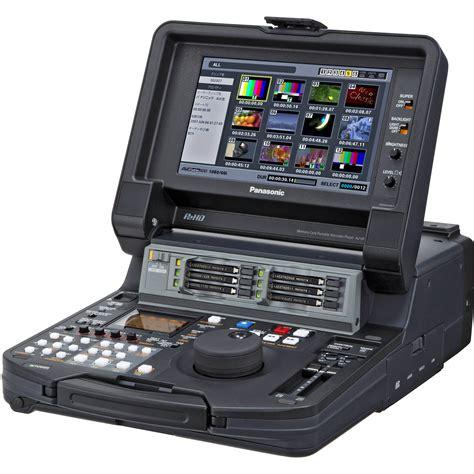 p2 panasonic panasonic aj hpm200 p2 mobile portable aj hpm200pj b h photo