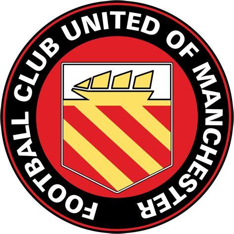 Fc Mancester United File Fc United Of Manchester Crest Svg