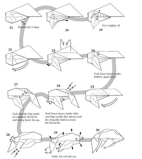 Cara Membuat Origami Ikan Mas | membuat origami ikan mas yang keren dan unik bikin ide