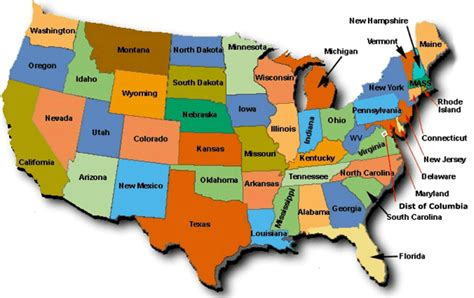 free united states map with state names and cities united states map with capitals and state names clipart best
