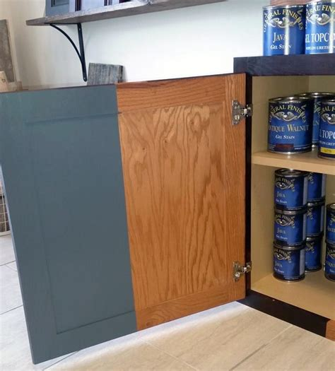 gel stain colors for cabinets gray gel stained cabinet general finishes design center