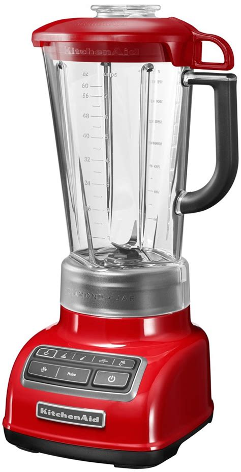 kitchen aid kitchen appliances new kitchenaid ksb1585 diamond blender red ebay