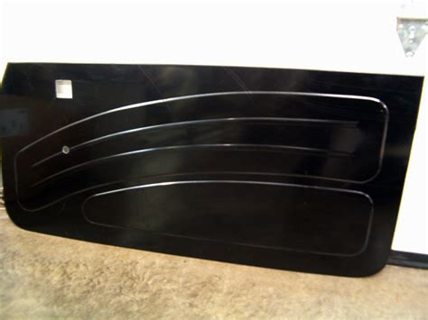S10 Door Panel by Rod Fabrications Custom Aluminum Panels For S10 82 04