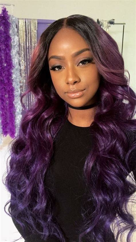 Sew In Hairstyle by 35 Stunning Protective Sew In Extension Hairstyles
