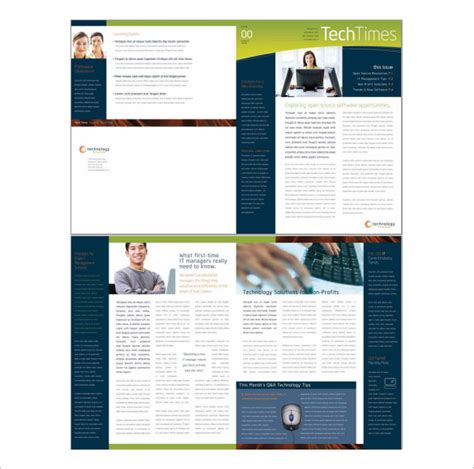 newsletter templates 17 free word pdf publisher