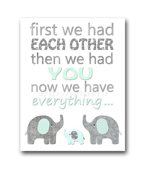 printable quotes for baby room baby shower gift nursery quote digital print baby boy nursery