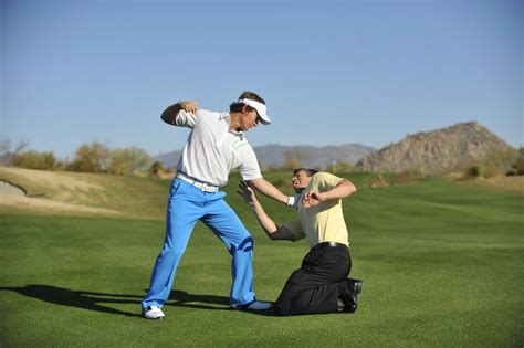 golfer swinging attack plan jeff ritter