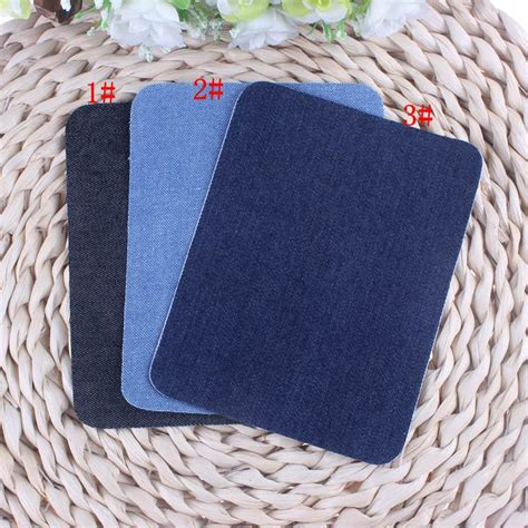 upholstery patches elbow patches diy iron on jean clothing repair patch for