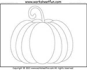 pumpkin tracers 96 best tracing worksheets images on tracing