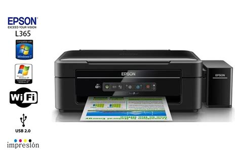 Printer Epson L365 Print Scan Copy Wifi Bp taiwan product new epson l365 all in one wireless