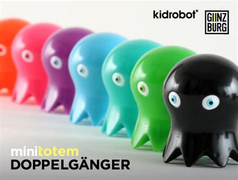 Kidrobot Totem Doppelganger Mini Series Preview Minitotem Doppelganger Series Kidrobot