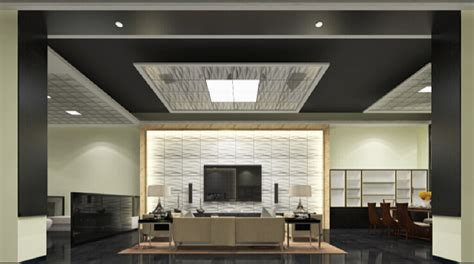 modern ceo office interior designceo executive office with modern office interior decoration 3d