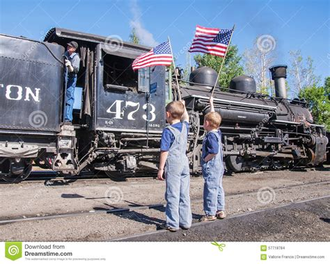 2 In 1 All American Ready Or Not Megcabot Teenlit boys waving american flags engineer editorial stock