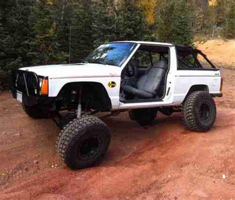 Jeep Xj Rock Crawler Sell Used 1989 Jeep Rock Crawler In Colorado