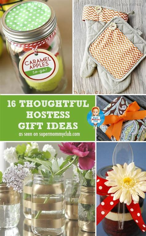 hostess gift ideas for dinner christmas hostess gift ideas homemade gifts that will