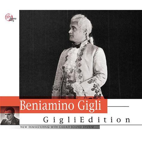 beniamino gigli passione live 1948 주 굿인터내셔널