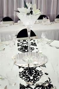 black and white wedding centerpieces 46 cool black and white wedding centerpieces happywedd