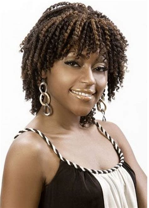Hairstyles For Black Twist by Twist Hairstyles For Black