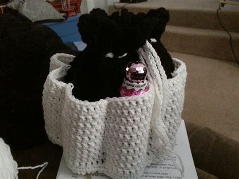 Crochet Pattern For Bingo Bag | crochet bingo bag crochet ideas pinterest