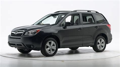 Subaru Forester Best Year by 2016 Subaru Forester