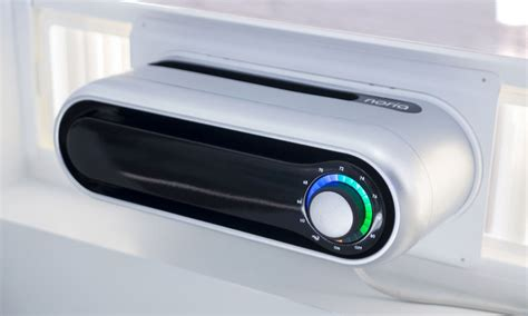 Small Home Air Conditioning Noria S Air Conditioner Won T Take Up Your Whole Window