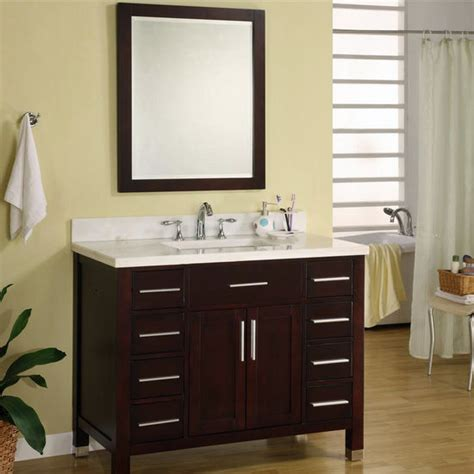 Empire Industries Bathroom Vanities Bathroom Vanities 42 Monaco Collection Vanity In Dark