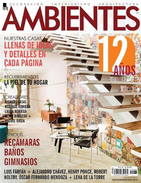 Design Magazine Mexico | top interior design magazines from mexico interior