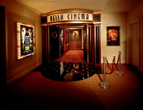 The Entrance Of A Cinema Hotel Or Theatre Home Theatre Entrance You For When I M Rich