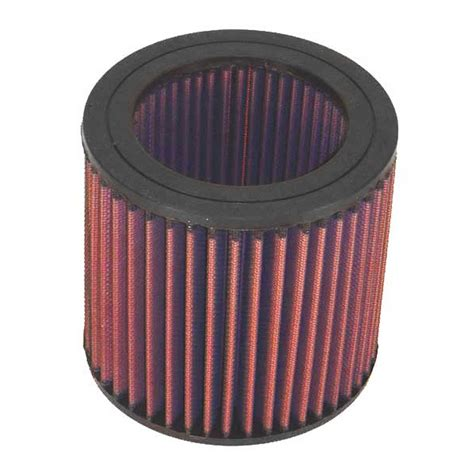 k n performance oe replacement air filter for saab 9 5 2 3