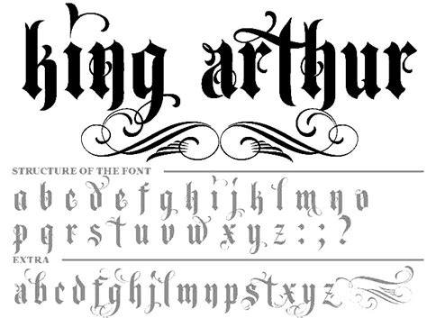 tattoo font queen 15 font king 50 beautiful in