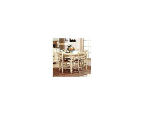 tavolo 100x100 allungabile tavolo legno 100x100 allungabile anticato bianco avorio