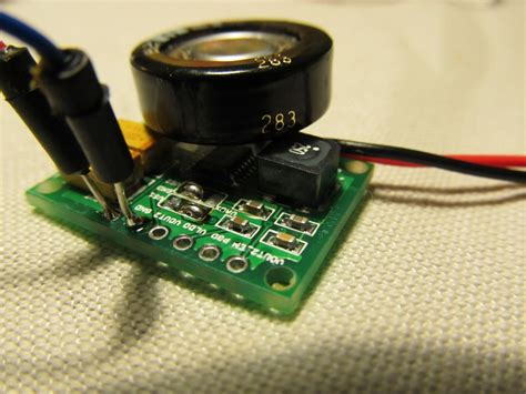 1f capacitor store energy harvesting breakout board martin s corner on the web