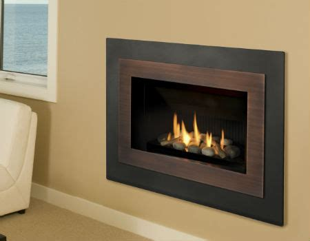 Maxwell Fireplaces Vancouver by H4 Copper450 Fireplace By Maxwell