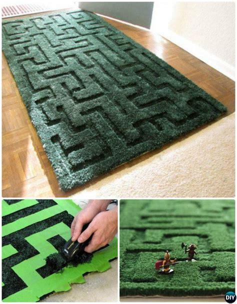 Diy Area Rug 20 No Crochet Diy Rug Ideas Projects