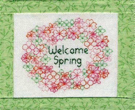 visitor pattern spring 134 best cross stitch patterns images on pinterest cross