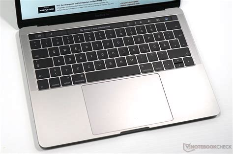 Macbook Mnyf2 2017 New Original Apple test apple macbook pro 13 mid 2017 i5 touch bar notebookcheck tests