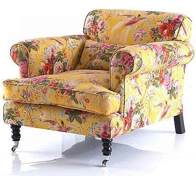 yellow floral couch floral chintz sofa country english pretty yellow