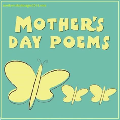S Day Nibandh 31 Best Mothers Day Poems 2014 Images On Poems