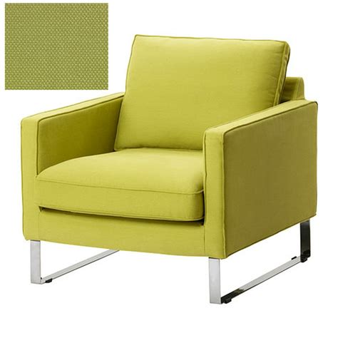 ikea green chair ikea mellby armchair slipcover chair cover dansby yellow