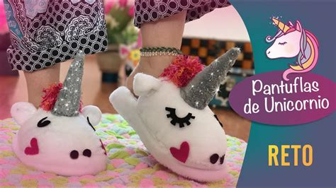 chuladas creativas centros de mesa pantuflas de unicornio chuladas creativas slipper
