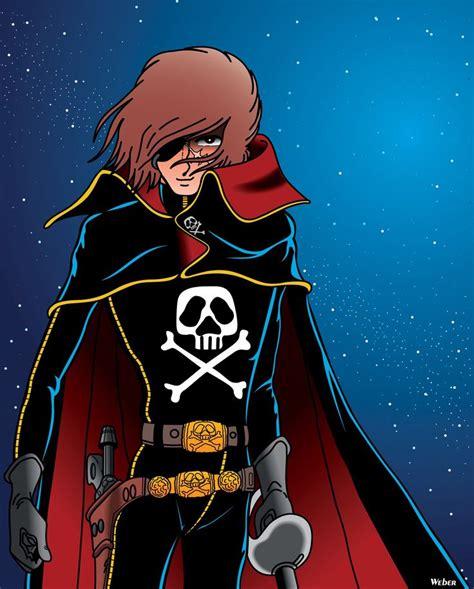 Captain Harlock Comic