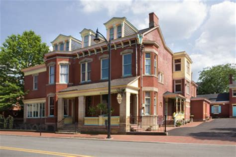 Bed And Breakfast Pittsburgh by The Parador Inn