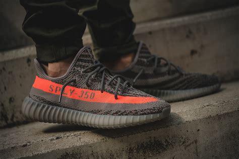 Adidas Yeezy Beluga V2 | adidas yeezy boost 350 v2 beluga solar red sneaker bar