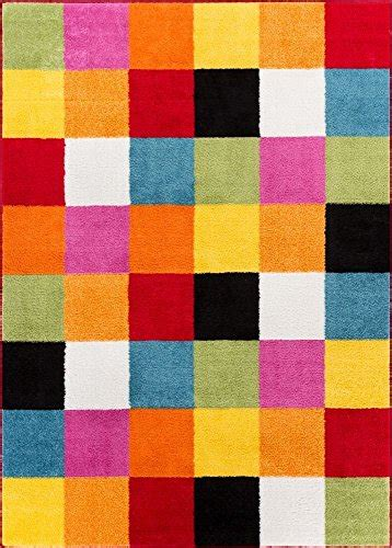 well woven squares soft multi geometric accent area rug 3