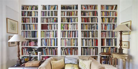wall to wall bookcases why we love built in bookshelves huffpost
